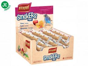 Vitapol Box Smakers - 12 klasů, andulka, ovoce | © copyright jk animals, všechna práva vyhrazena