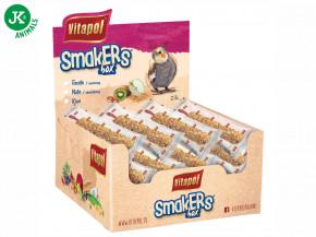 Vitapol Box Smakers - 12 klasů, korela, ovoce   © copyright jk animals, všechna práva vyhrazena