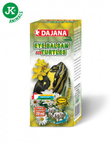 Dajana Eye Balsam for Turtles   © copyright jk animals, všechna práva vyhrazena