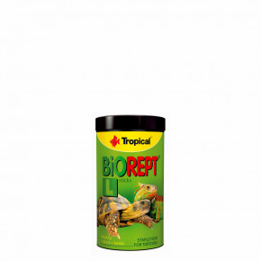 Tropical – Biorept L, 100ml suchozemská želva