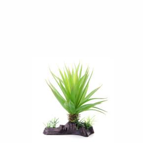 Kaktus Gobi, terarijní plastová rostlinka