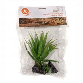 POŠKOZENÉ – Kaktus Gobi, terarijní plastová rostlinka