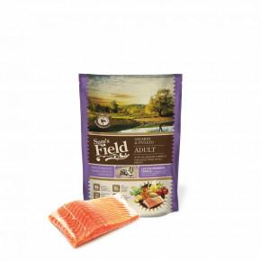 Sam's Field Low Adult Salmon & Potato, hypoalergenní superprémiové granule pro dospělé psy všech plemen, 800g (Sams Field bez pšenice)
