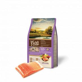 Sam's Field Low Adult Salmon & Potato, hypoalergenní superprémiové granule pro dospělé psy všech plemen, 2,5kg (Sams Field bez pšenice)