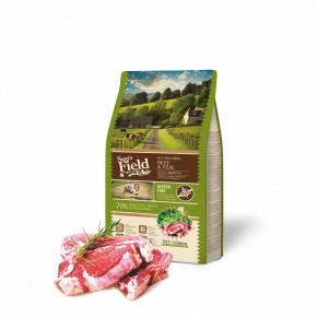 Sam's Field Gluten Free Beef & Veal Adult Medium, superprémiové granule pro dopělé psy středních plemen, 2,5kg (Sams Field bez lepku)