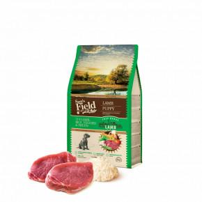 Sam's Field Low Grain Puppy Lamb - Free Range, superprémiové granule pro štěňata sjehněčím zvolného chovu, 2,5kg (Sams Field bez pšenice)