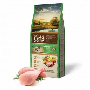 Sam's Field Low Grain Puppy Chicken & Potato, superprémiové granule pro štěňata, 13kg (Sams Field bez pšenice)