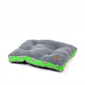 Matrace Bella M, zelená, 71cm, pohodlná matrace pro psy