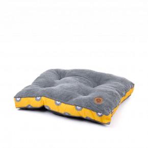 Matrace Bella M, žlutá, 71cm, pohodlná matrace pro psy